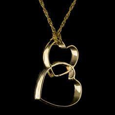 Beloved wedding band made into a necklace pendant bowen custom everlasting memories repurposed wedding bands aloadofball Choice Image