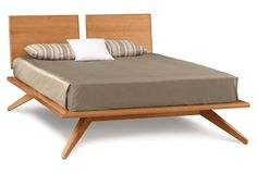 Lacy Bed, Cherry