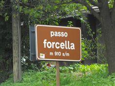 Passo della Forcella (910 m) - Alpi Occidentali