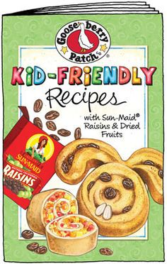 FREE Cookbook: Gooseberry Patch Kid-Friendly Recipes (US only)