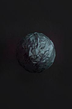 brain-food: Geometric Planets byJeremiah Shaw&Danny…   HSFC Creative