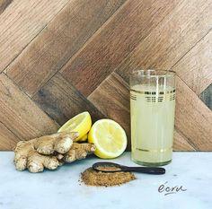 l modo perfetto per idratarsi: Gassosa allo zenzero. 🇬🇧 The perfect way to hydrate yourself: Ginger soda!
