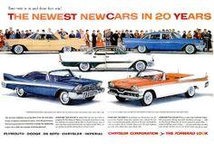 Chrysler, LIFE 28 Jan 1957