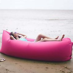 Features: * Made of Polyester Fabrics * Solid and Durable, Max Weight is up to 180KG * Lightweight and Portable, Convenient to take it anywhere * Perfect for Camping, Swimming  #airbed #airmattress #camping #inflatablemattress