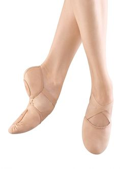 Best Ballet Shoes Ever! Soft leather, design flatters even an average pointe, instantly comfortable; no need to break-in.