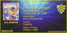 ARQUIVO LOBÃO: GALERIA DE CRAQUES - Alamir