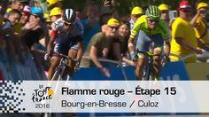 nice Flamme rouge - Étape 15 (Bourg-en-Bresse / Culoz) - Tour de France 2016