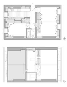 SABO project reconfigures the interior of a parisian apartment