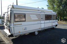 Camping car Mercedes Hymer 700 S