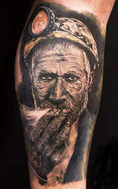 Tattoo Artist - Led Coult Tattoo - portraits tattoo - so freakin' real!