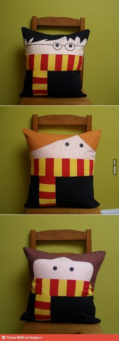 These pillows shall be in my apartment ASAP