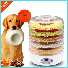 FD770C Dried Fruit Machine Fruit and Vegetable Pet Food  Dehydration Dry Meat Food Machine Snacks in the Dryer