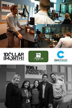 Doug talks to Jackie (106.1 KissFM) and Roberto Morales (Agros International) about Dollar Per Month (www.dollarpermonth.org) and Agros (www.agros.org)... thank you again Emoree and Jackie at Kiss 106.1FM for setting this up!