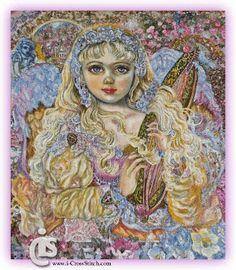 ym-angel on International Cross Stitch