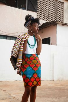 CIAAFRIQUE ™ | AFRICAN FASHION-BEAUTY-STYLE: Morning Crush: Yevu Clothing