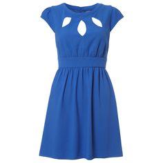 - Blue Teardrop Dress thumb