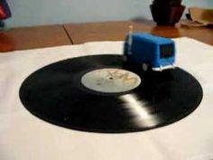 Vinyl Killer in Action - YouTube
