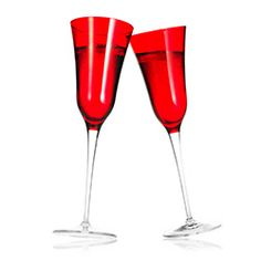 Love! Champagne Glasses - Oprah.com