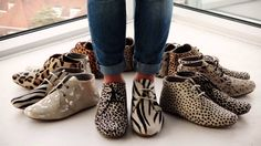 MARUTI Fall Winter 2014 PEEKABOO - cow hair leather shoes with animal and fashion prints on the Gimlet, Passoa boots, Blizz sneakers and bracelets!