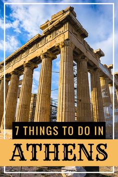 Are you heading to Greece? Don't miss out on what Athens has to offer. We spent�