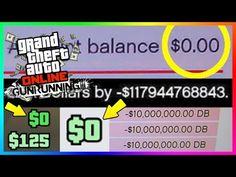 nice GTA ONLINE MONEY GONE MISSING FOR GUNRUNNING DLC - BILLIONS OF DOLLARS LOST BEFORE NEW GTA 5 UPDATE!