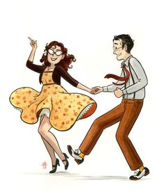 Bright Smile: Weekend Update: Dancing
