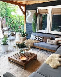 Bohemian Styled Backyard Decor Ideas Bohemian Garden and Patio Patio Design, Home Design, Garden Design, Design Ideas, Fire Pit Backyard, Backyard Patio, Backyard Seating, Yard Landscaping, Pergola Patio
