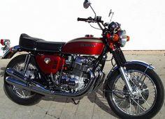 #HondaCB750, La prima superbike della storia.