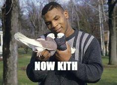 now kith mike tyson