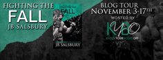 BLOG TOUR STOP: REVIEW, EXCERPTS, TEASERS, AND GIVEAWAY: Fighting The Fall by JB Salsbury | Fairest Of All Book Reviews ~ 5 Poison Apples ~ http://fairestofall.wordpress.com/2014/11/16/blog-tour-stop-review-excerpts-teasers-and-giveaway-fighting-the-fall-by-jb-salsbury/