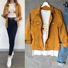 The Diary of a Salvadoran: Casual Outfit - dresses Casual Work Outfits, Mode Outfits, Teen Fashion Outfits, Look Fashion, Outfits For Teens, Stylish Outfits, Korean Fashion, Girl Outfits, Cheap Fashion