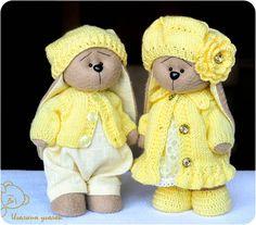 / The Needle Nook: ? Amigurumi Toys, Softies, Pipe Cleaner Animals, Tedy Bear, Rabbit Toys, Crochet Bunny, Felt Animals, Diy Toys, Hobbies And Crafts
