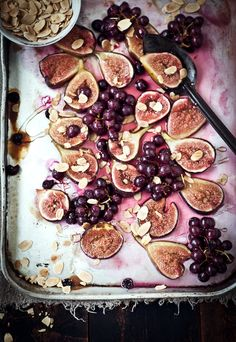Figs, Grapes and Nuts
