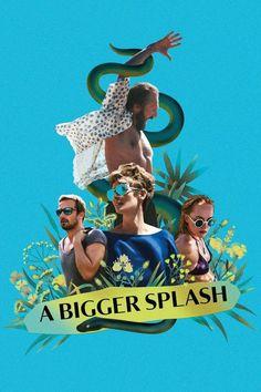 Here's a full-length trailer for Luca Guadagnino's upcoming drama A Bigger Splash, starring Ralph Fiennes, Tilda Swinton, Dakota Johnson, and Matthias Schoenaerts. Splash Film, Splash Movie, Internet Movies, Movies Online, Dakota Johnson, Top Movies, Movies To Watch, 2016 Movies, Movies Free