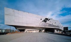 Selected Works: Zaha Hadid   The Pritzker Architecture Prize Phaeno Science Center, Wolfsburg, Germany, 2005