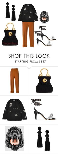 """""""SEE YOU LATER"""" by myownflow ❤ liked on Polyvore featuring Chloé, Edouard Rambaud, McQ by Alexander McQueen, Isabel Marant, Gucci and Oscar de la Renta"""