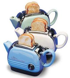 A tea toaster. Love it!