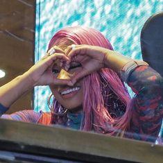 favorite picture of nicki minaj. Nicki Minaj Rap, Nicki Minaj Videos, Nicki Minaj Barbie, Nicki Minaj Pictures, Nicki Baby, Nicki Minja, Nicki Minaj Wallpaper, Divas, Current Mood Meme