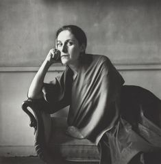 """hauntedbystorytelling: """" Irving Penn :: Dora Maar (A), France, 1948, printed November 3, 1984 / source: The Art Institute of Chicago more [+] by this photographer """""""