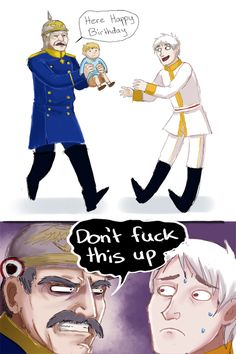 Germany and Prussia hahahaha