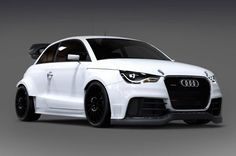 Built to compete in the top category of the championship, the EKS Audi S1 Supercar will pack a 2.0-liter turbo four with 600 horsepower, all-wheel drive and a 0-60 time of 1.9 seconds...