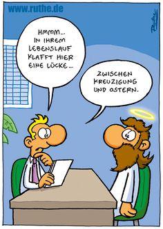 Cartoon von Ralph Ruthe #hwg                                                                                                                                                                                 Mehr