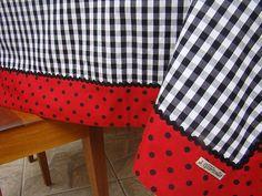 Toalha de mesa | 2,50X1,50m, 100% algodão | julianaguarinello | Flickr