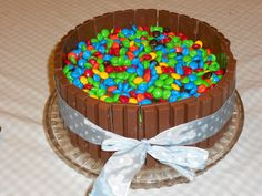 candy cake.