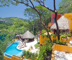 Mexican villa in Mismaloya