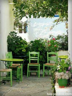 Folegandros... Afternoon spot