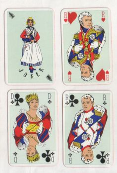 Non-standard playing cards. .  Napoleon 1960 by Catel & Farcy.  Courts show the Emporer and his court, nice quality deck, 52 + special joker...