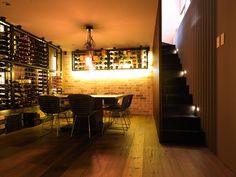 Implement The Best Wine Cellar Designs With The Help Of Builders. Visit: https://signaturecellars.com.au