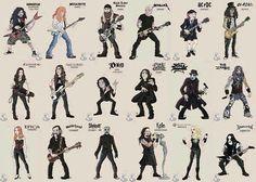 Resultado de imagen para metalhead