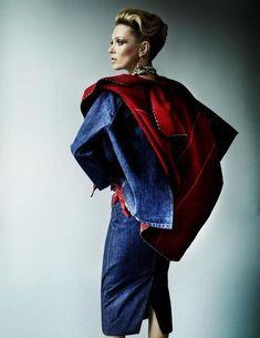 Vogue Paris-April 2013